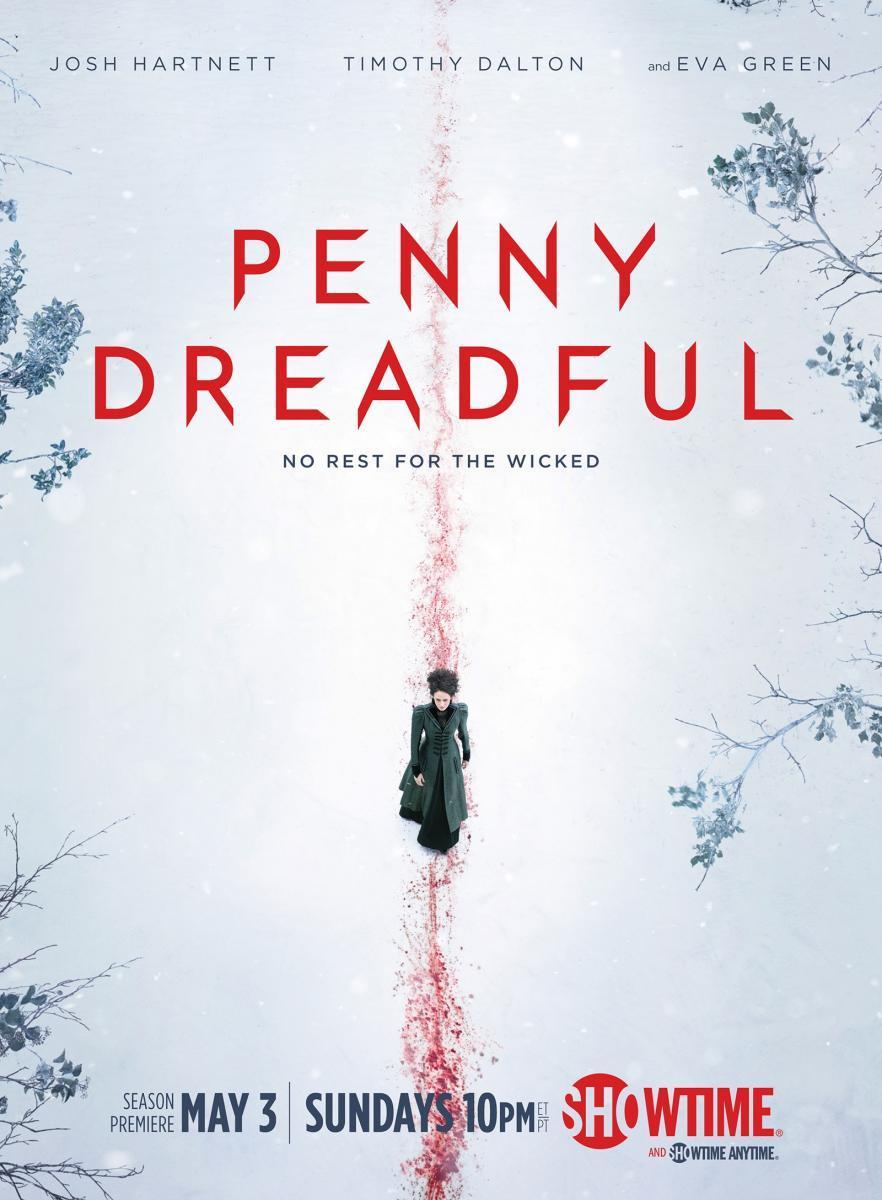 Penny Dreadful: 1ª. Temporada (2014 - 2016)