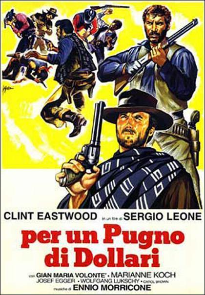 Por un puñado de dólares (1964) ()