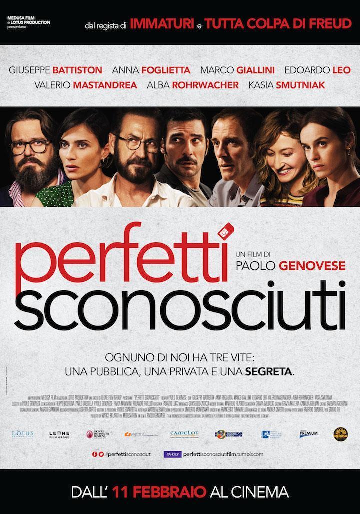 Perfect Strangers Film