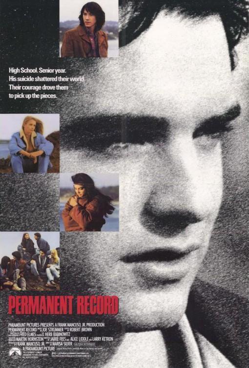 Cr ticas de siempre con nosotros permanent record 1988 - Acantilado filmaffinity ...
