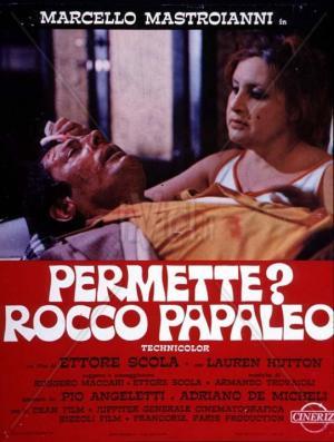 ¿Me permite? Rocco Papaleo