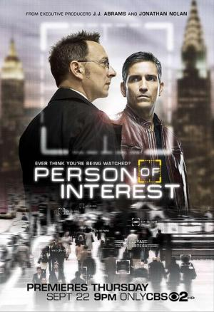 Vigilados: Person of Interest (Serie de TV)