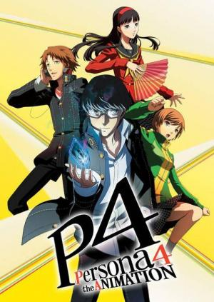 Persona 4: The Animation (TV Series)