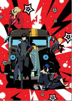 Persona 5 the Animation: The Day Breakers