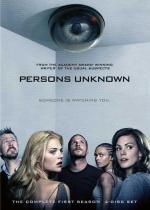 Persons Unknown (TV Series)