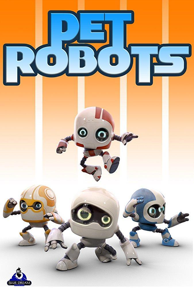 Image result for pet robots movie