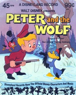 Peter and the Wolf (S)