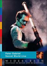 Peter Gabriel Secret World Live