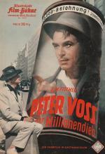 Peter Voss, ladrón de millones