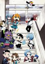 Petit Eva: Evangelion@School (TV Series)