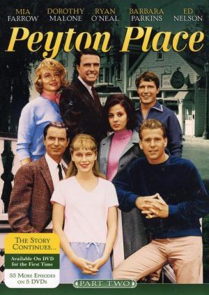 La caldera del diablo (Peyton Place) (Serie de TV)