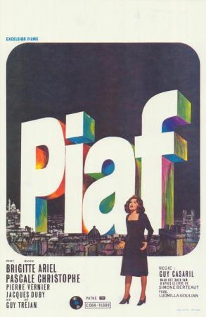 Una voz llamada Edith Piaf