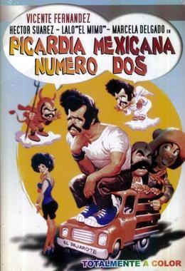 Picardía mexicana - número dos