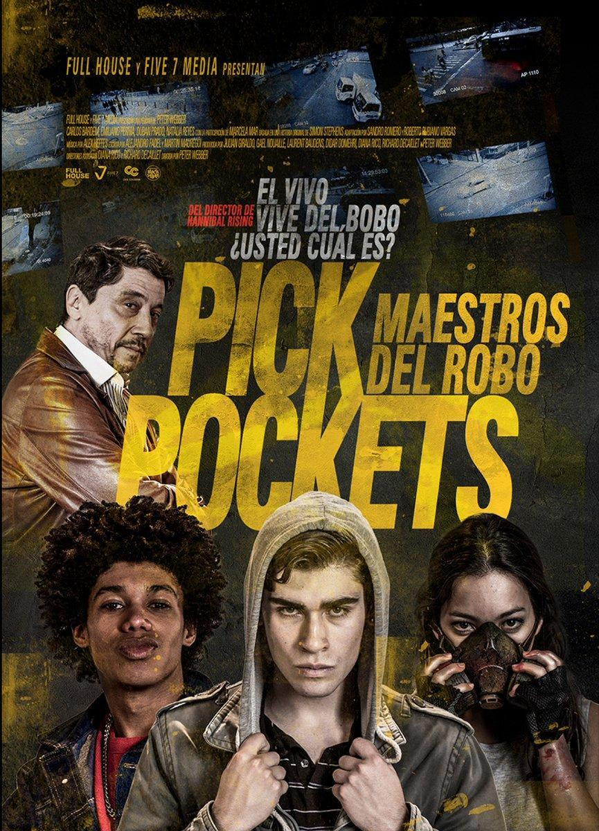 Image result for PICKPOCKETS ( 2018 ) POSTER