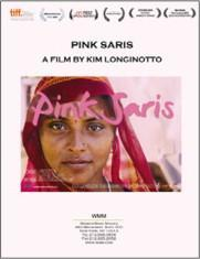 La revolución de los saris rosas