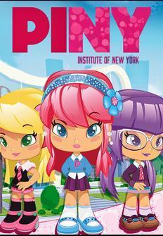 Piny. Institute of New York (TV Series)