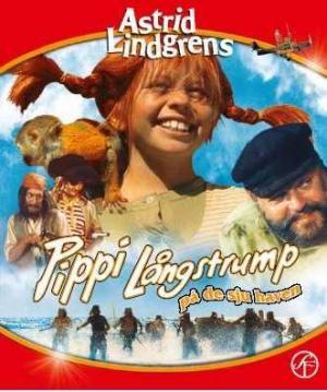 Pippi Longstocking on the Seven Seas