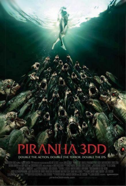 Piranha 3DD (Piranha 3D 2) [Español Latino][1080p – 720p][MEGA]