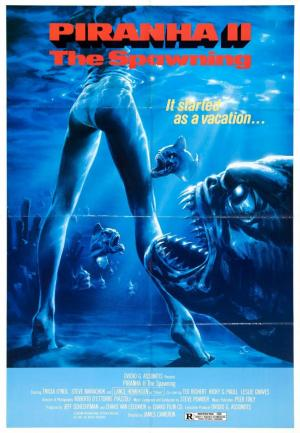 Piranha Part Two: The Spawning