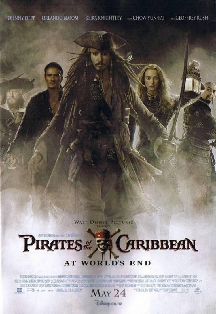 Imagen Piratas del Caribe: En el Fin del Mundo (2007)