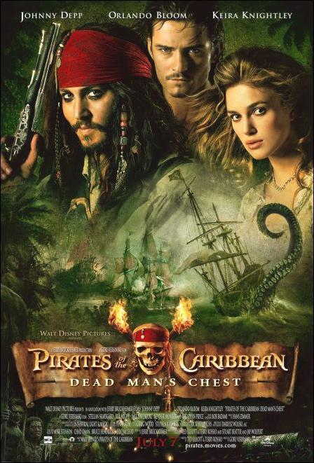 Piratas del Caribe – El cofre de la muerte [2006], [1080p] [Dual – Latino] [MEGA]