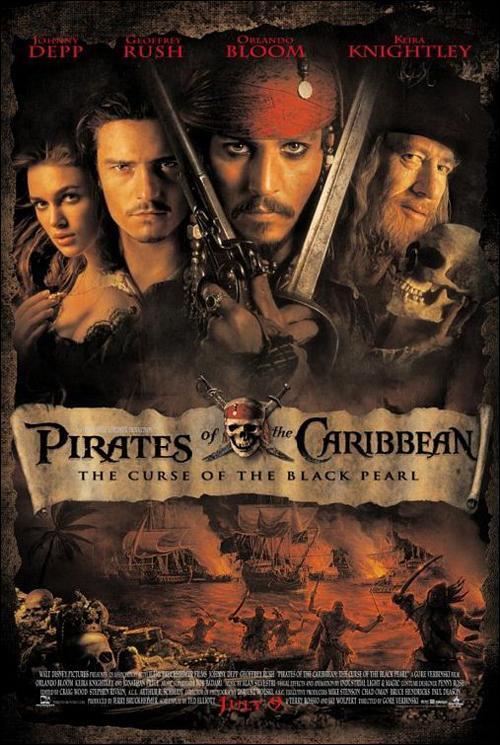 Resultat d'imatges de piratas del caribe 1