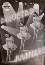 Piruetas juveniles (Romanzo a passo di danza)