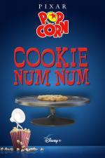 Pixar Popcorn: Cookie Num Num (S)