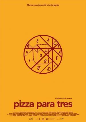 Pizza para tres (C)