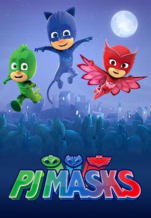 PJ Masks (Serie de TV)