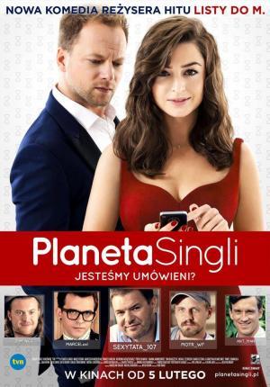 póster de la película Planeta Solteros
