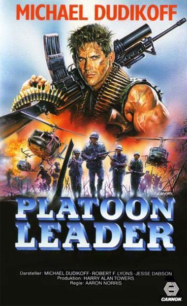 Dowódca plutonu / Platoon Leader (1988)PL.DVDRip.XviD-NN / Lektor PL