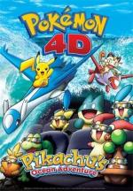 Pokemon 4D: Pikachu's Ocean Adventure (S)