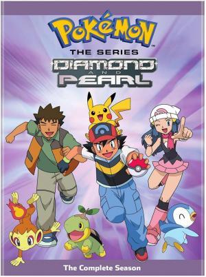 Pokémon: Diamond and Pearl (Serie de TV)