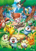 Pokémon: Meloetta no Kirakira Recital (AKA Pikachu: Meloetta's Moonlight Serenade) (C)