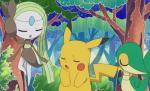 Pokemon: Utae Meloetta - Rinka no Mi wo Sagase! (AKA Pocket Monsters' Pikachu: Sing Meloetta - Search for the Rinka Berr (C)