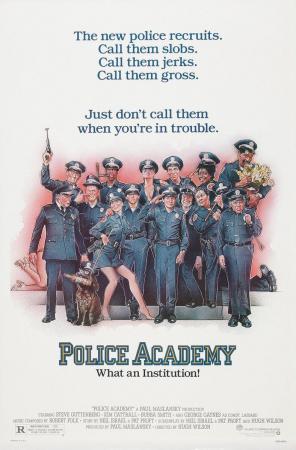 Locademia de policía