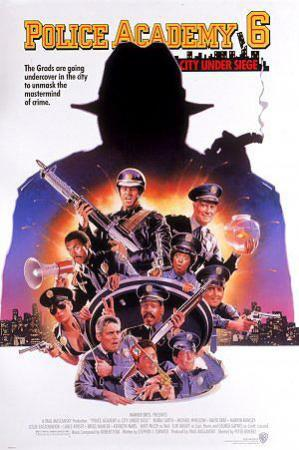 Police Academy 6: City Under Seige