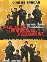 Policía judicial federal