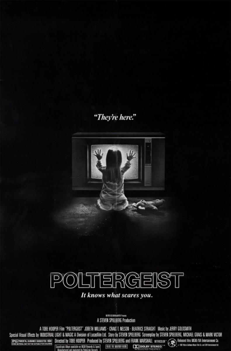 Poltergeist: Fenomenos Extraños [1080p] [Latino-Ingles] [GD]