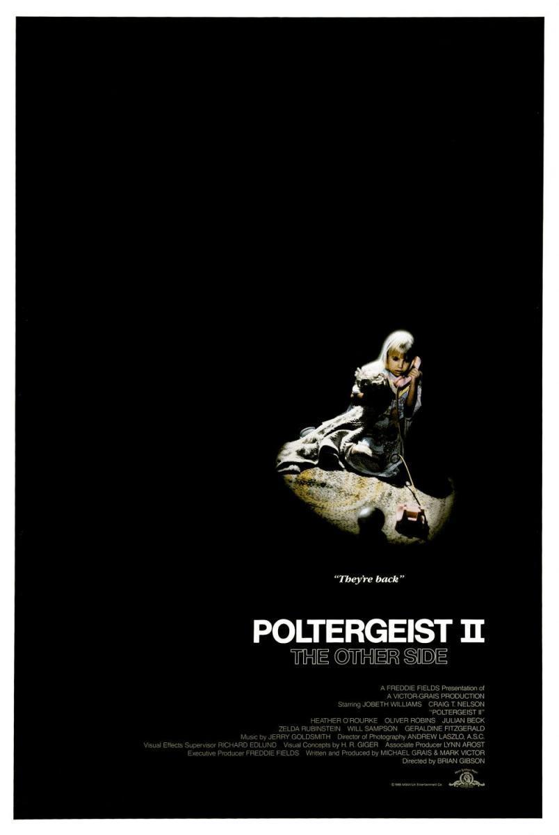 Poltergeist II: El otro lado (1986)[Español Latino][1080p][MEGA]