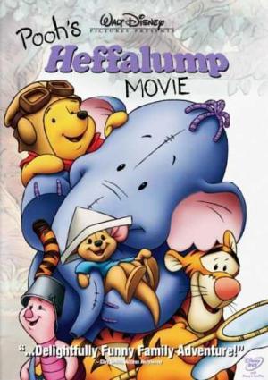 La película de Heffalump (Winnie Pooh y el pequeño efelante)