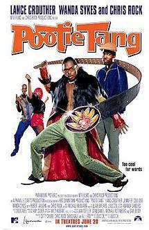 Pootie Tang in Sine Your Pitty on the Runny Kine