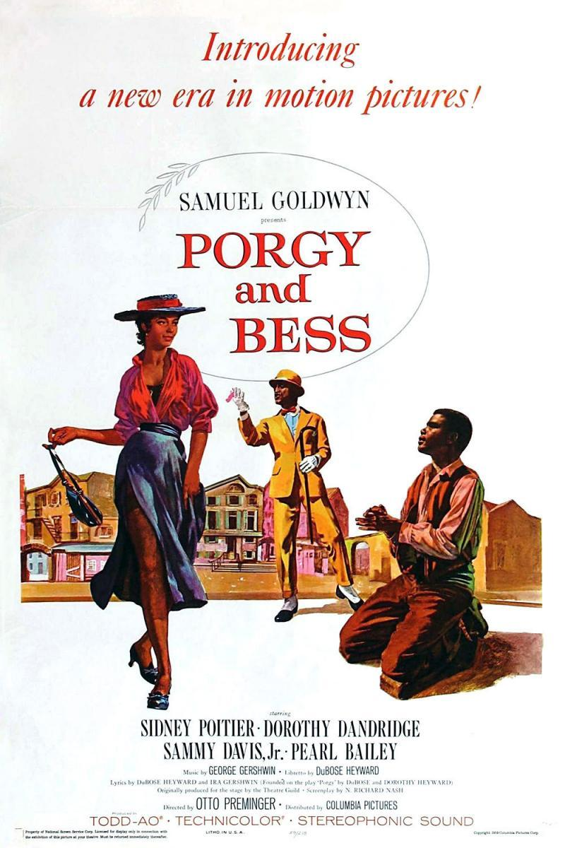 Figur Aus Porgy And Bess