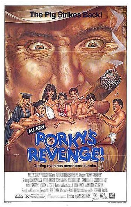 Porky's contraataca (1985) [1080p] [Latino] [MEGA]