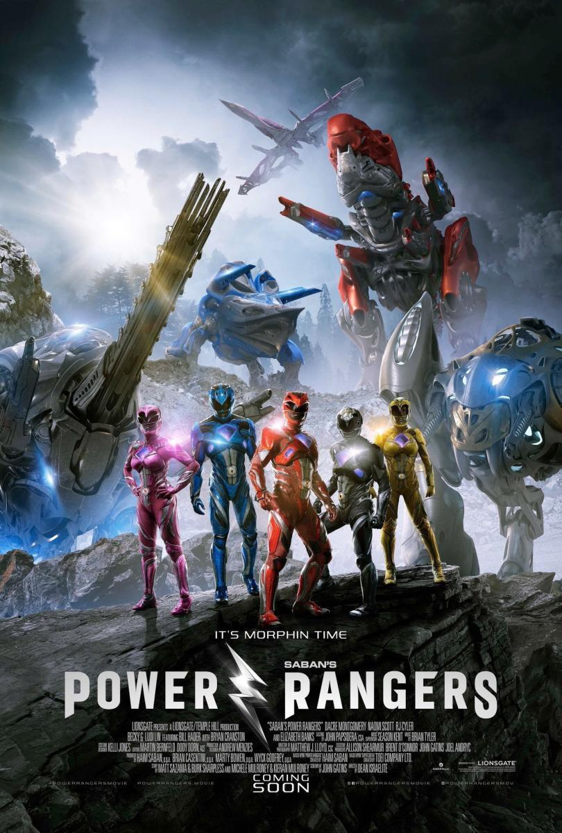 Power Rangers [1080p] [Latino-Ingles] [MEGA]
