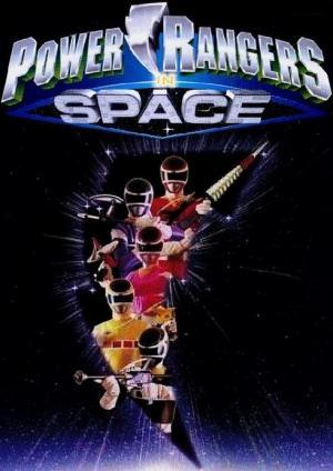 Power Rangers en el espacio (Serie de TV)