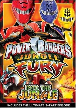 Power Rangers: Furia animal (Serie de TV)