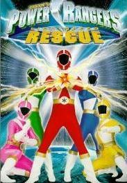 Power Rangers a la velocidad de la luz (Serie de TV)