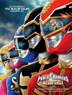 Power Rangers Megaforce (TV Series)